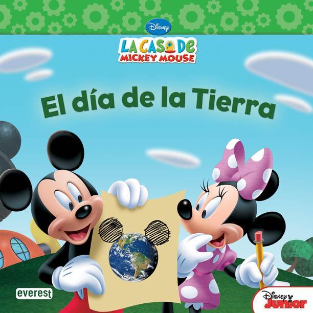 Resultado de imagen de cuento mickey mouse un dia en la tierra