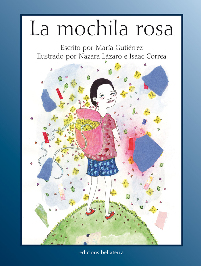 Image result for la mochila rosa cuento