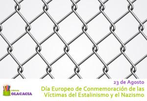 Día Europeo de Conmemoración de las Víctimas del Estalinismo y el Nazismo