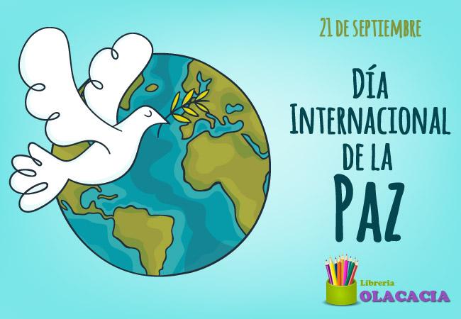 Macaco DÍa De La Paz: 21 De Septiembre Día Internacional De La Paz